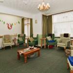Marmora Care Home communal lounge